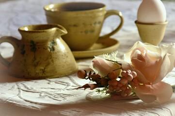 #tea #coffe #flower