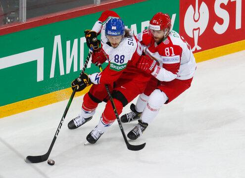 IIHF World Ice Hockey Championship 2021 - Group A - Czech Republic v Belarus