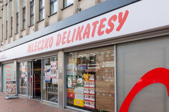 Mleczko Delikatesy Polish Supermarket