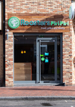 Roosters Chicken take away