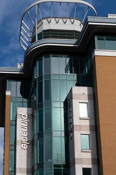 Pinnacle office building