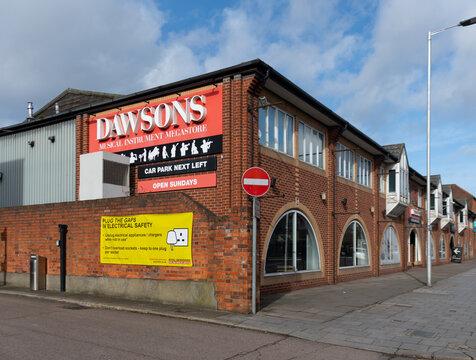 Dawsons Music Store
