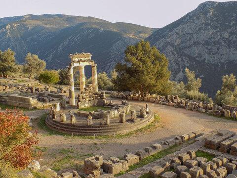oracle of delphi