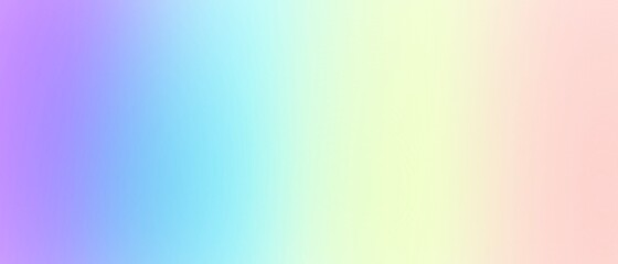 Obraz pastel blurry colorful abstract background of gradient color. Ombre style - fototapety do salonu