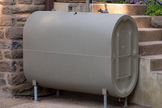 heating oil tank fuel energy power steel natural home metal industry