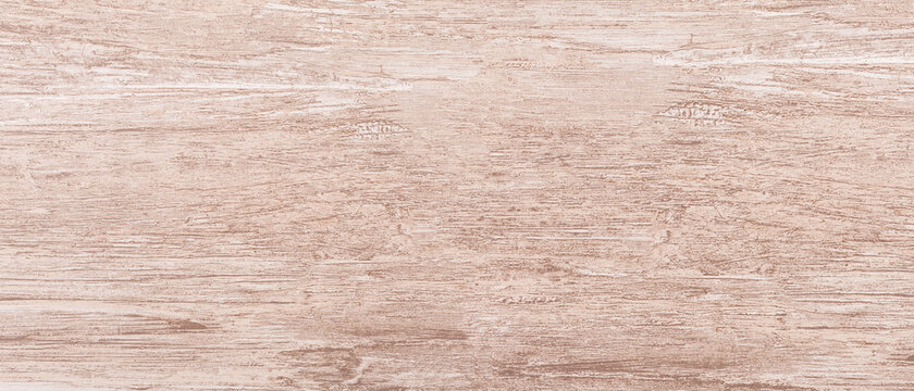 Beige rough wooden texture background. Table top view