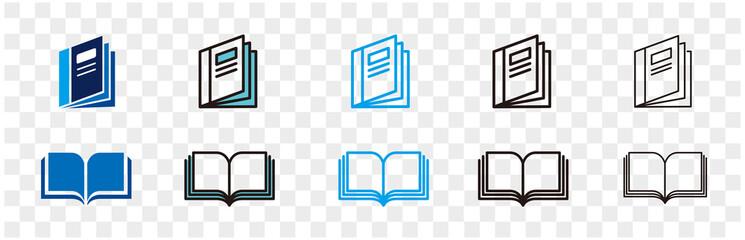 Obraz illustration of catalogue icon vector - fototapety do salonu