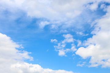 Fototapeta Niebo pokryte chmurami  obraz