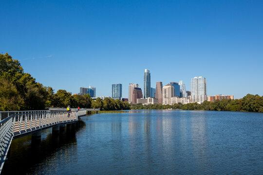 Water view in Austin TX
