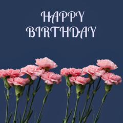 Obraz Happy birthday  - fototapety do salonu