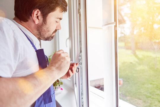 Fenster richtig justieren vom Fensterfachbetrieb