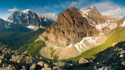 Obraz La montaña del sol - fototapety do salonu