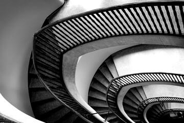 Obraz schody 2 - fototapety do salonu