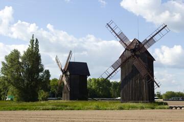 Stare wiatraki