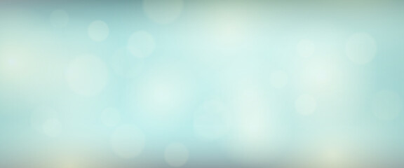 Obraz Abstract background with blur bokeh light effect - fototapety do salonu