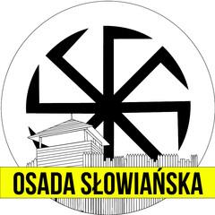 Logo osady słowiańskiej