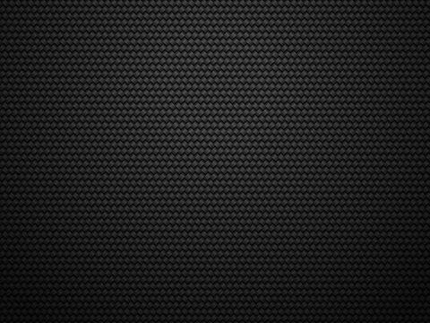 Vector black carbon fiber volume background