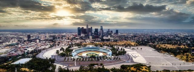 Fototapeta Dodger Stadium Los Angeles  obraz