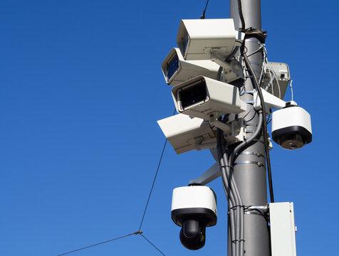 Moderne Videoüberwachung