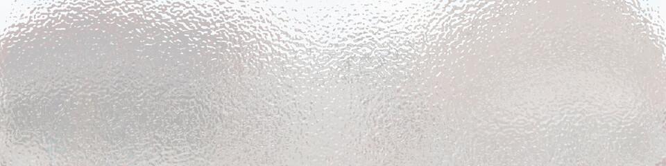 Fototapeta Light matte surface. Frosted transparent window. Vector illustration obraz