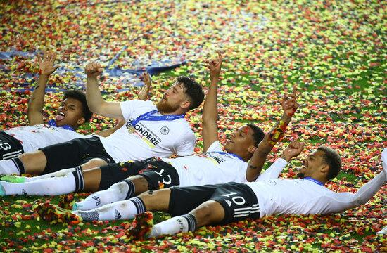 European Under 21 Championship - Final - Germany v Portugal