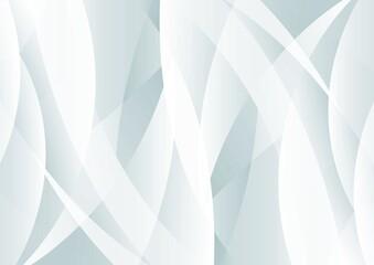 Obraz カーブする灰色のグラデーションの抽象背景 - fototapety do salonu