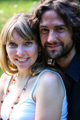 Fototapeta Portrait Of Mature Couple obraz
