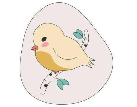 ФАЙЛ #:  299368839  Просмотр кадрирования  Найти похожие Robin redbreast ( Erithacus rubecula) bird a British garden songbird with a red or orange breast often found on Christmas cards