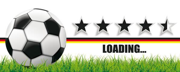 Obraz Fußball Deutschland - fototapety do salonu