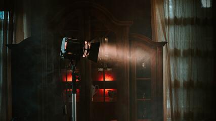 Obraz Fresnel lampa  - fototapety do salonu