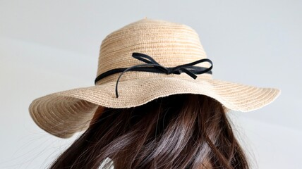 Obraz Beach Hat. - fototapety do salonu