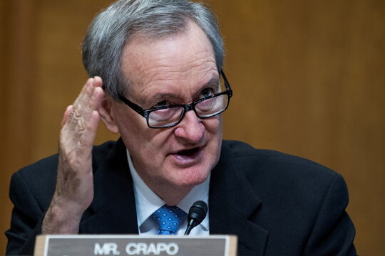 """Senate Finance Committee hearing """"The IRS Fiscal Year 2022 Budget\"""