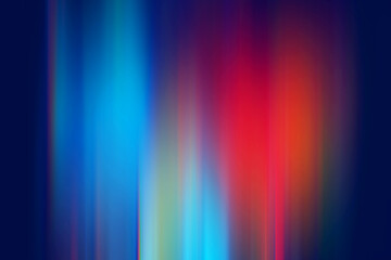 Obraz abstract and blurry background with bright colors - fototapety do salonu