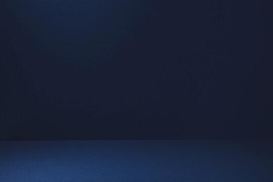 Stylish dark background. Dark blue background
