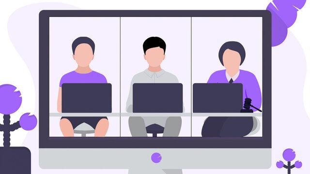 People call sit on screen i mac