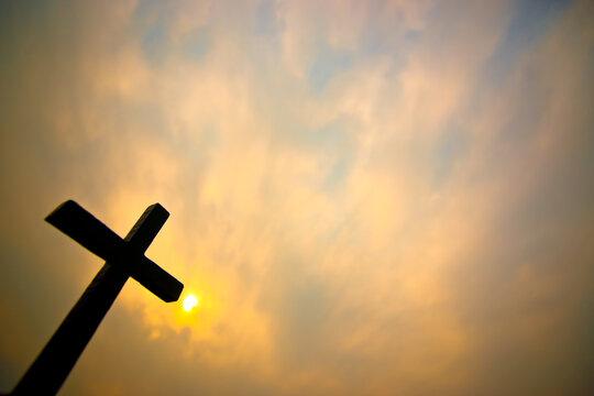 하늘의 영광 그 십자가