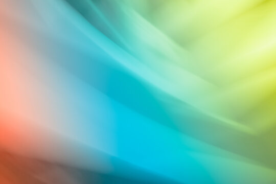 Multicolor gradient abstract background