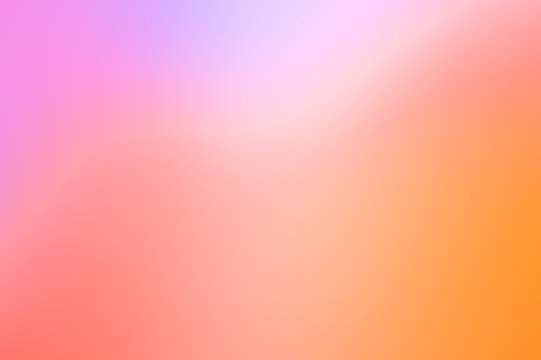 Copy space abstract blur pastel violet with orange texture background
