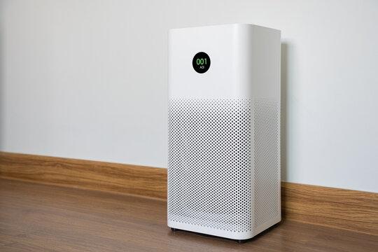 Air Purifier anti dust technology
