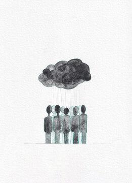 Our Communal Dark Cloud
