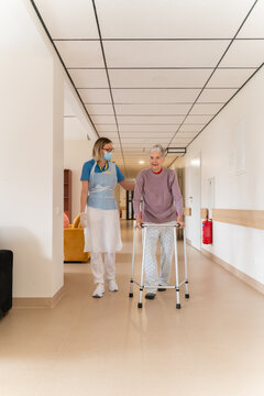 Elderly Care At Adult Foster Care Institution