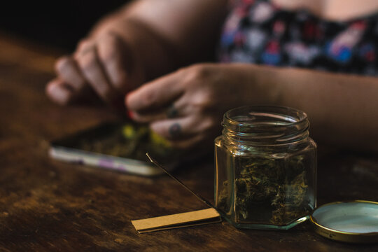 Recreational cannabis use