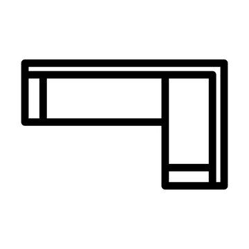 Corner Sofa Icon