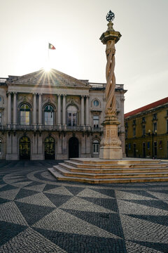 Praca do municipio, tourist place in Lisbon