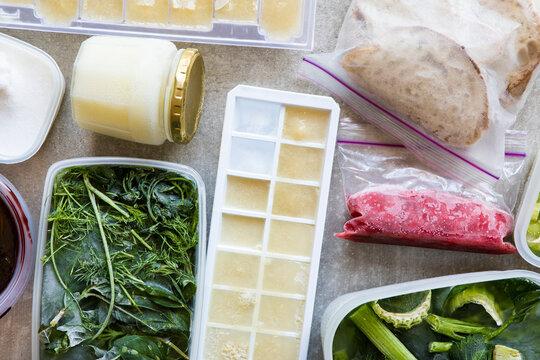 Frozen Foods Zero waste