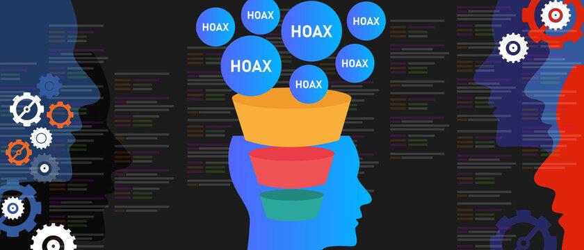 feeding hoax fake news filter funnel information disinformation misinformation algorithm technology