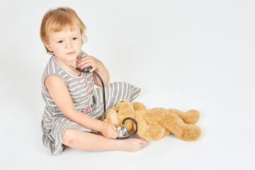 Fototapeta Dziecko- zabawa obraz