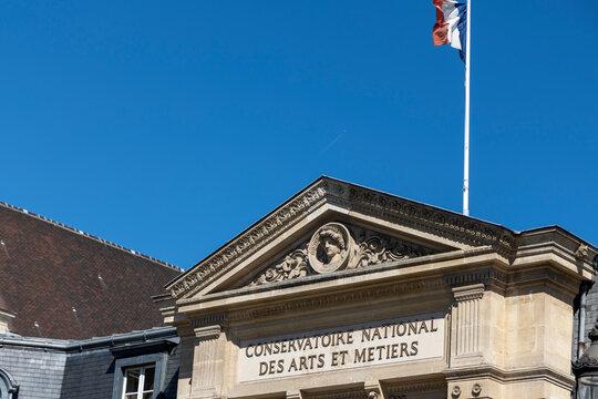 Conservatoire national des arts et métiers