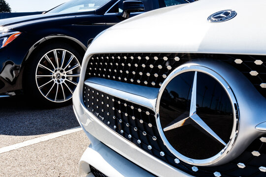 Mercedes-Benz Dealership. Mercedes-Benz is a global automobile manufacturer and a division of Daimler AG.