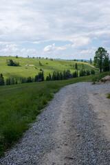 Fototapeta Krajobraz zakopiański  obraz